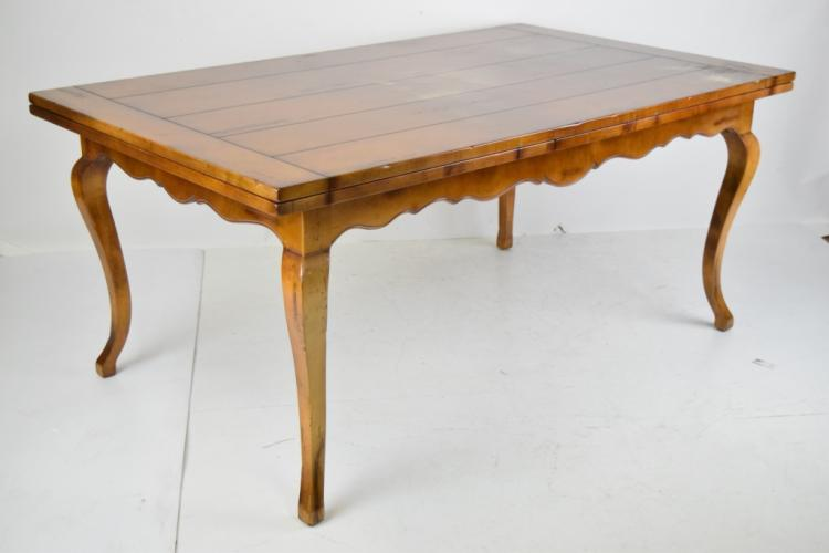 Maple Hildebran Milling Road Dining Table