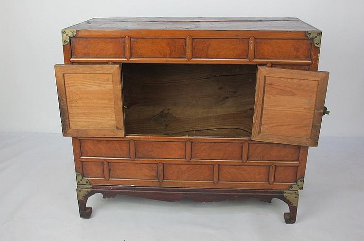 Peachtree Wood Furniture ~ Japanese tansu chess