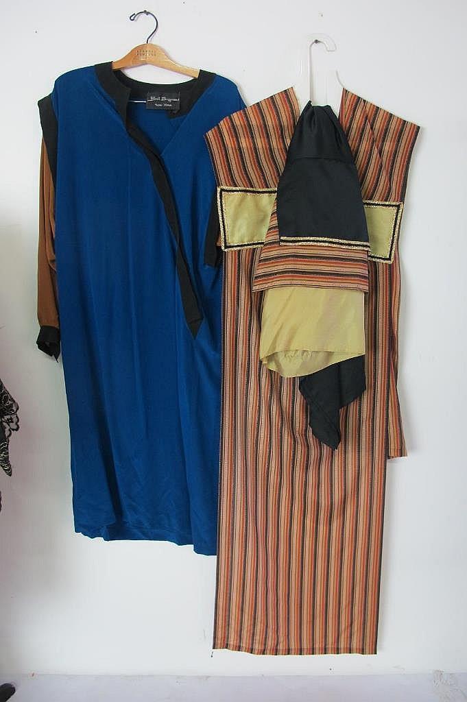lot vintage and designer clothing