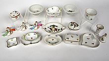 Assorted Herend Porcelain Lot