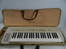 Yamaha keyboard model PS-20 'Automatic Bass Chord system) in case