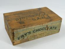 Vintage Fry's chocolate box [28x17x10]cm approx