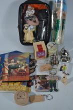 Selection of Wallace and Gromit collectors items