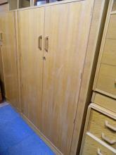 1970's G-Plan 2 door wardrobe