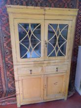 Very old Two door kitchen cabinet