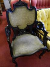 Graham and Morton of Stirling parlour chair