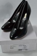 Dorothy Perkins black Farna patent style ladies high heels [size 8 UK]
