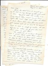Nanook and Operation Deep Freeze archive of letters, covers