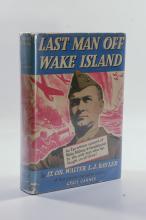 The Last Man on Wake Island, Lt. Col. Walter L. J. Bayler