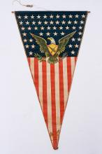 Extremely rare post late 19th century victory flag