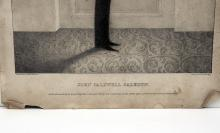 1844 John C. Calhoun portrait
