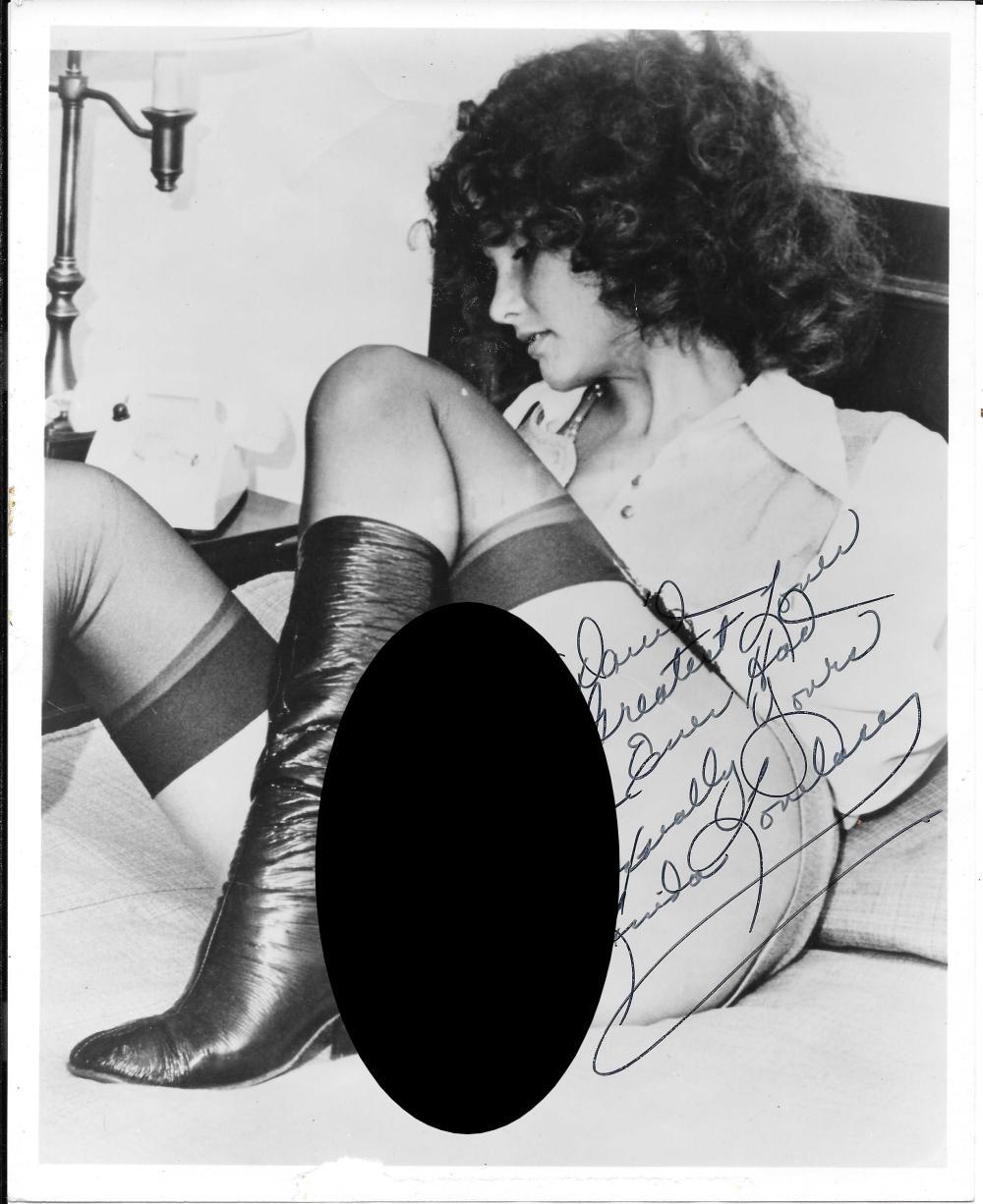 Nude Linda Lovelace
