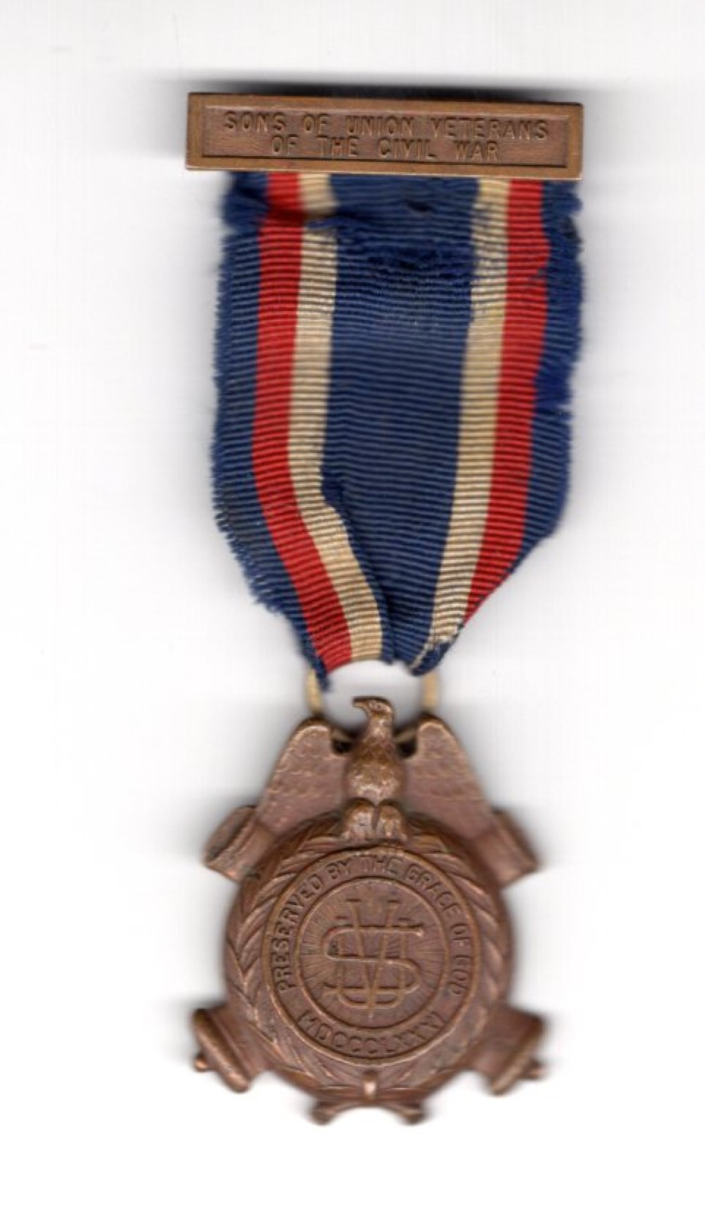 Sons of Union Veterans medal