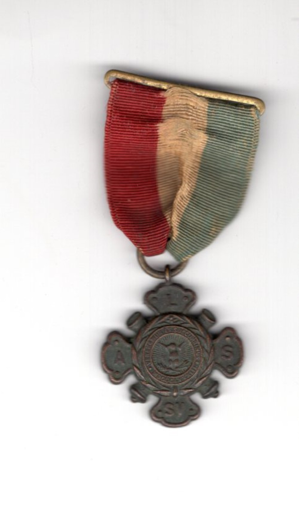 Sons of Union Veterans Auxiliary medal