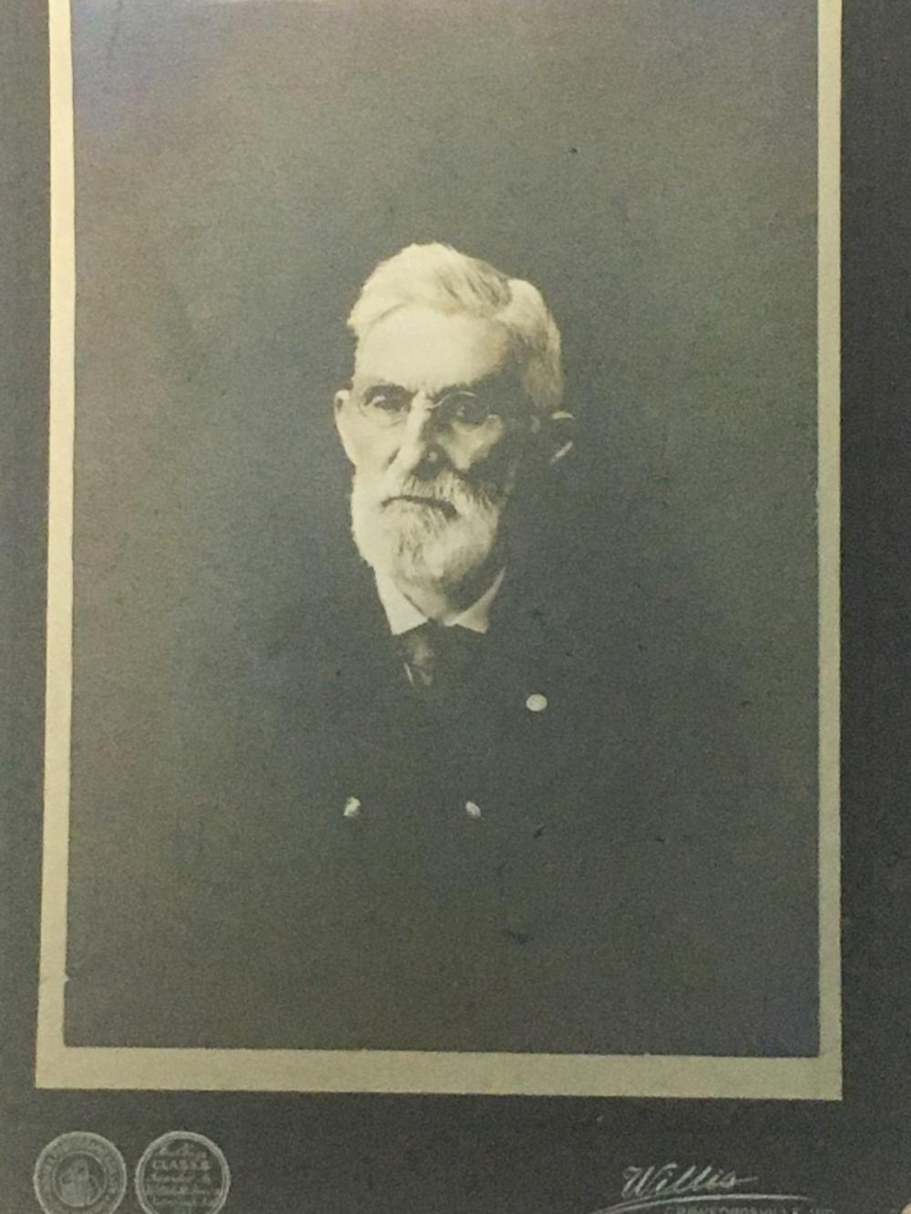 Signed photograph of Civil War Colonel Gifford, 93rd New York