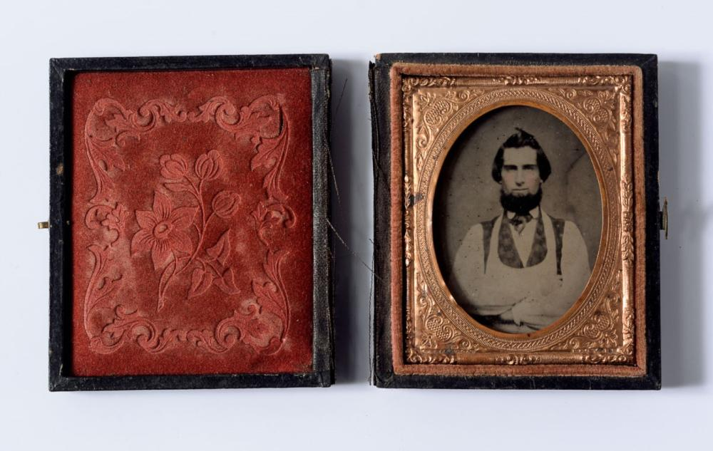Occupational ambrotype, ninth plate