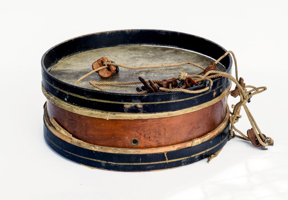 Indian wars era drum