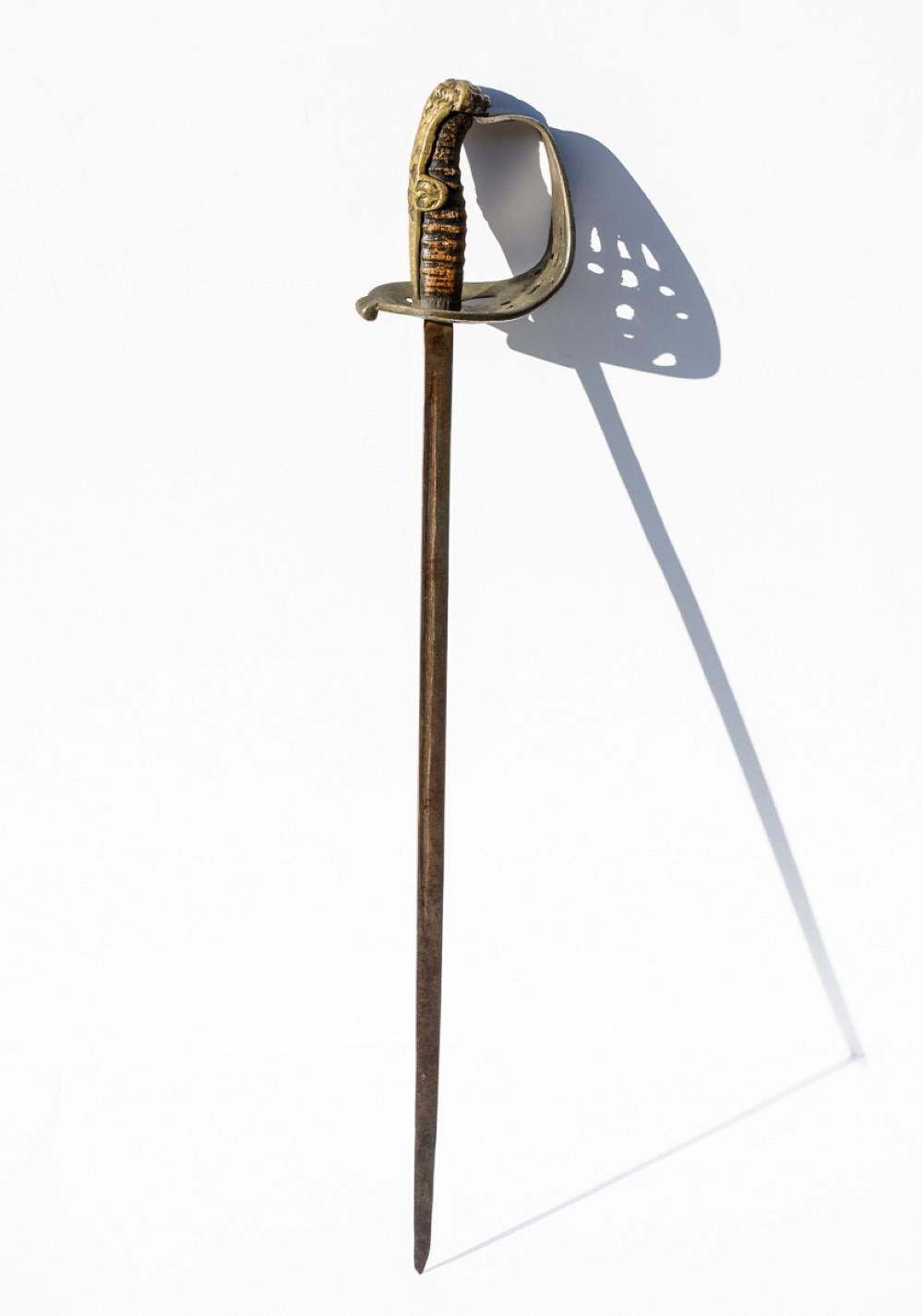 Civil War era child's sword