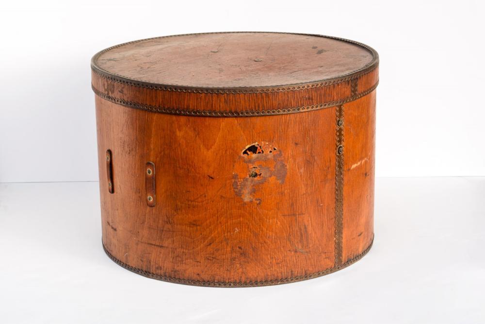 Indian Wars drum case, uncommon