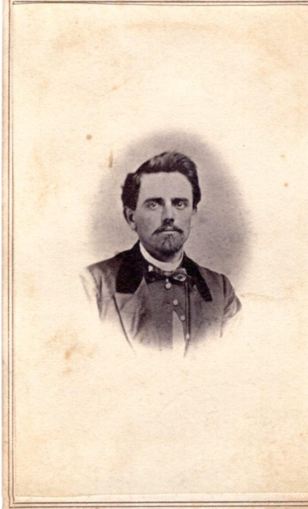 Union soldier CDV