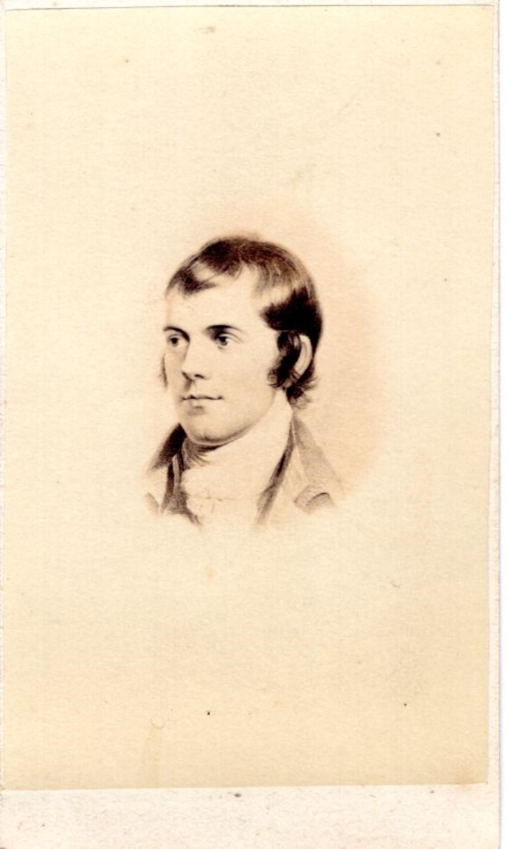 Robert Burns CDV
