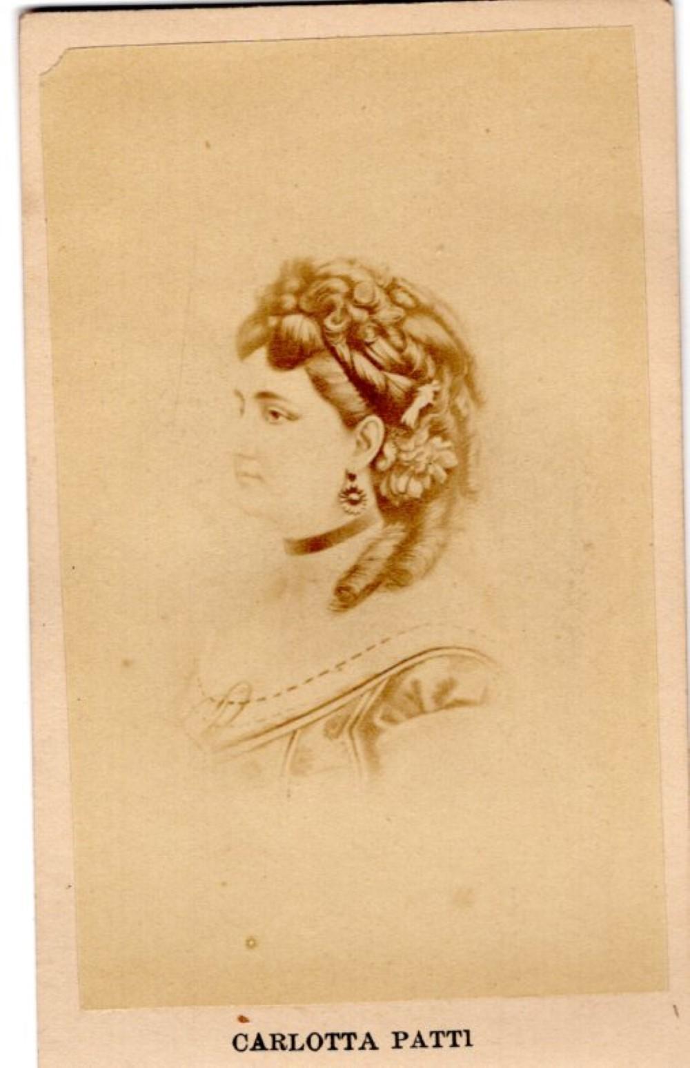 Carlotta Patti CDV