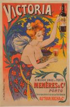 French Alcohol Poster