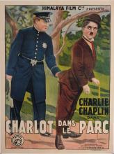 Original Charlie Chaplin Movie Poster