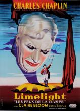 Original French Charlie Chaplin Movie Poster