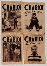Original Vintage French Small Booklets Advertising