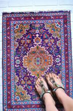 Lovely Handmade and Unusual Persian Tabriz 1.9 x 2.7