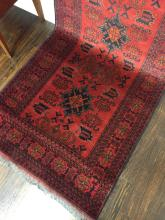 Beautifully Rich Baluchi Tribal Runner 2.6 x 10