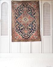 Lovely Handmade Persian Sarouk 3.5 x 5