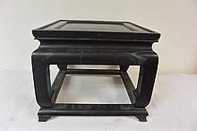 Chinese small hardwood  stand