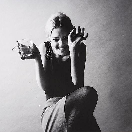 Super Star, Edie Sedgwick, 1966