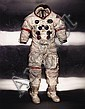 Alan Shepard's Lunar Suit, Apollo 14, NASA, 1990, Albert  Watson, Click for value