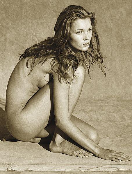 Kate Moss, Marrakech, Morocco, 1993