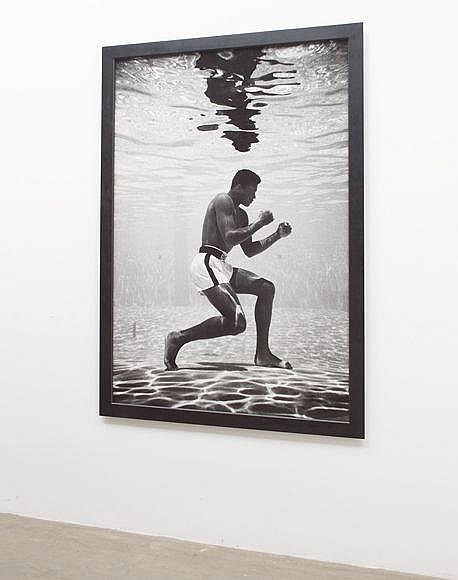 Muhammad Ali Boxing Underwater, 1961