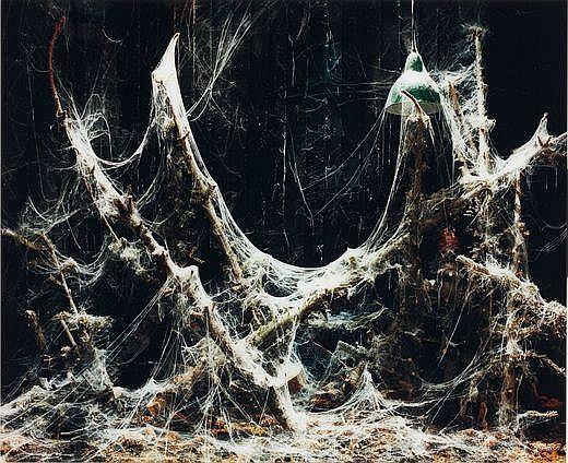 Untitled (cobwebs), 2003