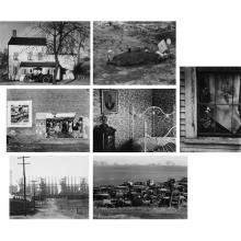 WALKER EVANS - Selected images from Walker Evans, circa 1930-1936