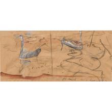 RENÉ DANIËLS - Leda en de zwaan