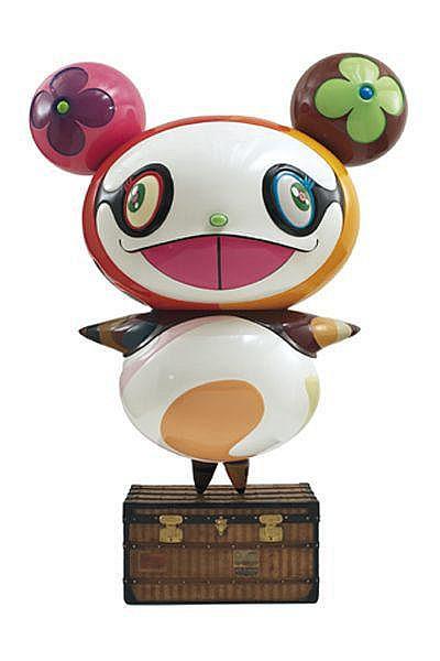 TAKASHI MURAKAMI Panda , 2003