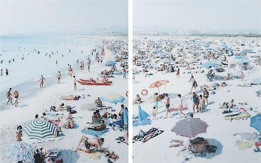 Contemporary Art:   MASSIMO VITALI Rosignano, 2004