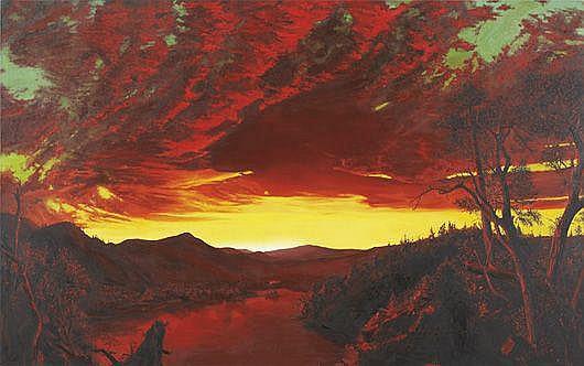 Contemporary Art: MICHAEL ASHCROFT Frederic Edwin