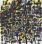 Contemporary Art: GEORGE CONDO Memories of Spain,, George Condo, Click for value