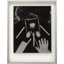 MAN RAY - One Hand, 1966