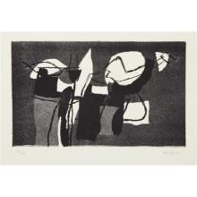 AFRO - Untitled, from Antologia del Campiello, 1970