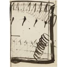 K.R.H. SONDERBORG - Black and White, 1965