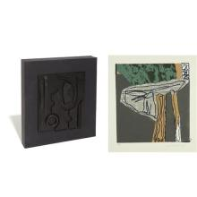 LOUISE NEVELSON - Nevelson's World, 1983