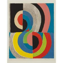 SONIA DELAUNAY - Plougastel, 1970